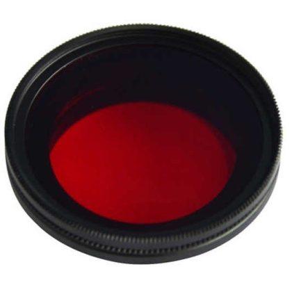 Színszűrő lencse SJCAM SJ9 kamerához- piros