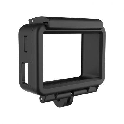 SJCAM SJ-KER10 kameratartó műanyag keret SJ10 kamerához