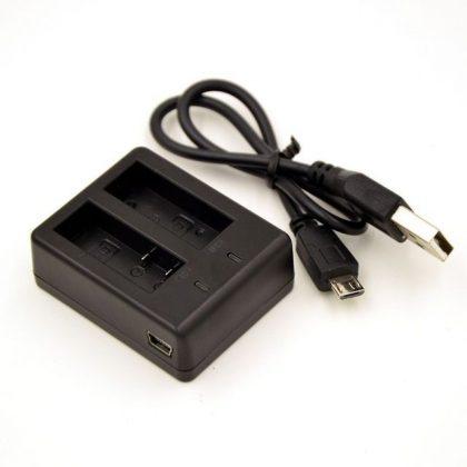 Double charging frame for SJ-A (900mAh) battery SJ4000, Sj5000, M10 series