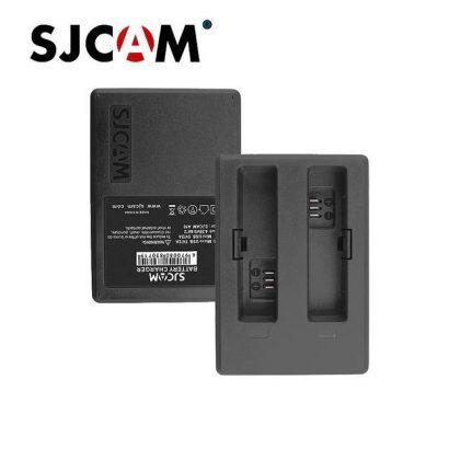 Double charging frame for SJCAM A10 battery (2650mAh)