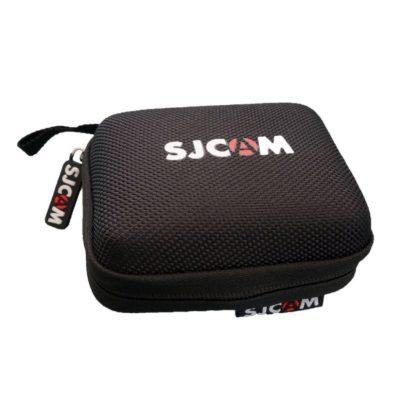 Mini méretű, SJCAM feliratú kameratartó táska SJ-TXS