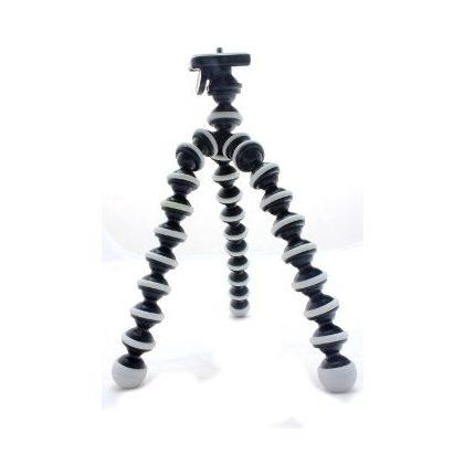 """Nagyméretű, flexibilisen állítható gömbcsuklós állvány """"gorillapod"""" sportkamerához (SJCAM, GoPro), """"A"""" típus SJGP-217"""