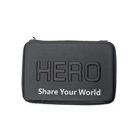 """Kameratartó táska """"HERO"""" felirattal, kis méret SJGP-228"""