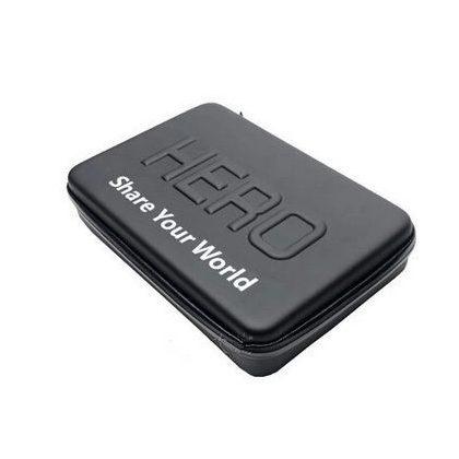 """Kameratartó táska """"HERO"""" felirattal, nagy méret SJGP-230"""