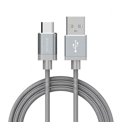 Dodocool DA139GY USB-IF, USB-C/ USB-A 2.0 kábel