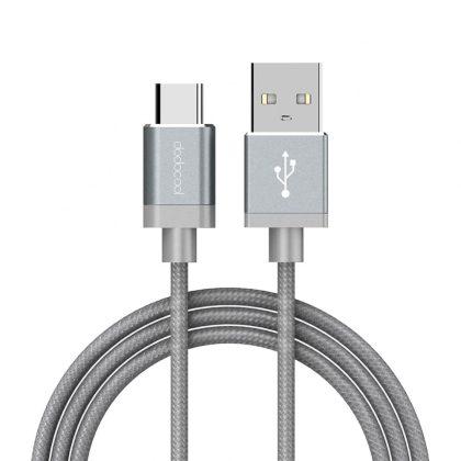 Dodocool DA139GY USB-IF, USB-C/ USB-A 2.0 cabel
