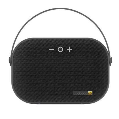 Dodocool DA150GY tölthető bluetooth hangszóró és mikrofon