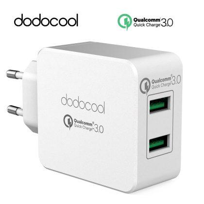 Dodocool DC87WEU tápegység duál USB fali tápegység