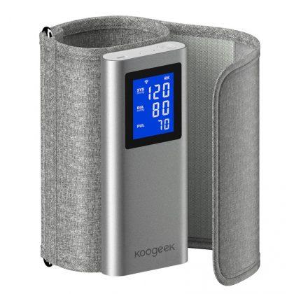 Koogeek KSBP2-1 smart vérnyomásmérő + ajándék