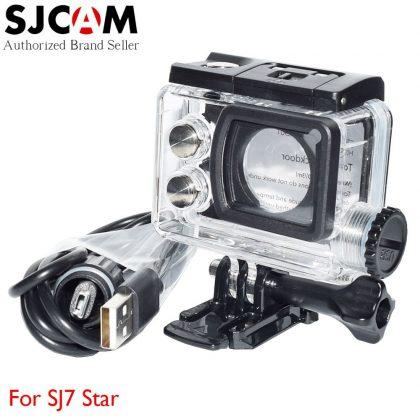 SJ-MT7 motoros tok SJ7 Star sportkamerához (vízálló tápkivezetési lehetőség) -  USB felülettel