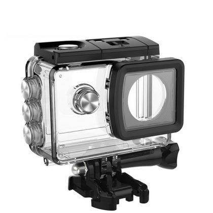 34 / 5000 Fordítási találatok SJCAM SJ5000 is a new type of camera case