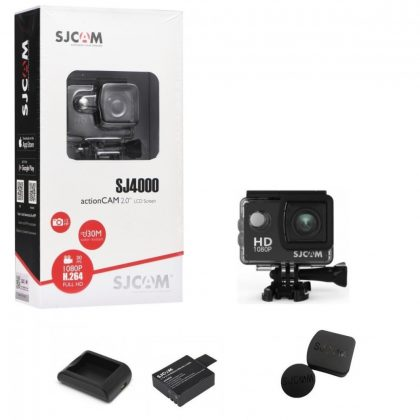 "SJCAM SJ4000 Sports Camera ""Power set"""
