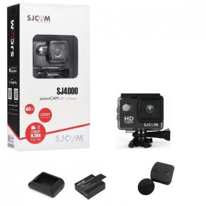 "SJCAM SJ4000 sportkamera ""Power szett"""