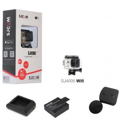 """SJCAM SJ4000 Wifi Sports Camera """"Power set"""""""