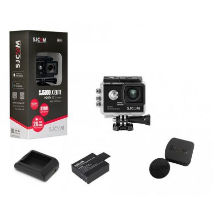 "SJCAM SJ5000X Elite Sports Camera ""Power set"""