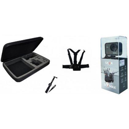 "SJCAM SJ9 Max Sport Cam ""Sightseeing set"""