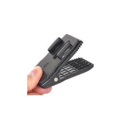 Sportkamerához rögzítőcsipesz aljzattal, csatos konzolhoz sjgp-108b