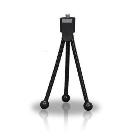 Adjustable flexible metal tripod sjgp-177