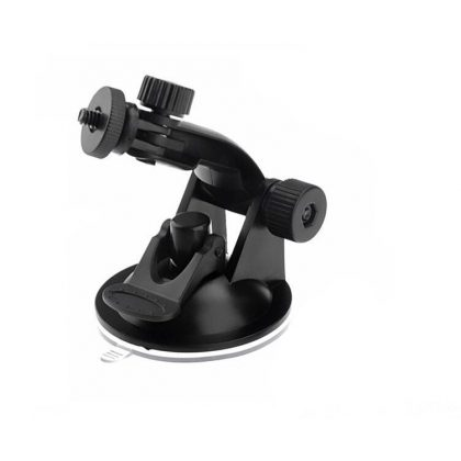 Car bracket for sports camera with screw connection sjgp-59b