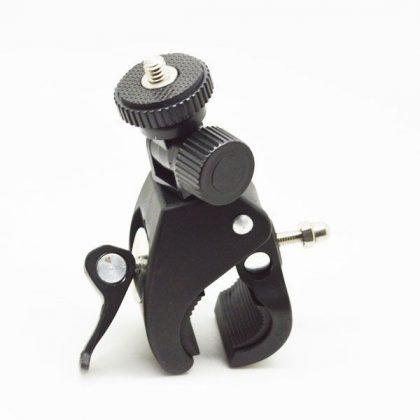 Universal plastic bicycle mounting bracket for sports camera sjgp-73