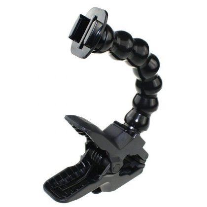 6-hinge bracket with tweezers for sports camera sjgp-91