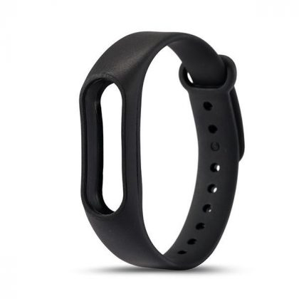 Silicone strap wristband for Xiaomi Mi Band 2 activity meter