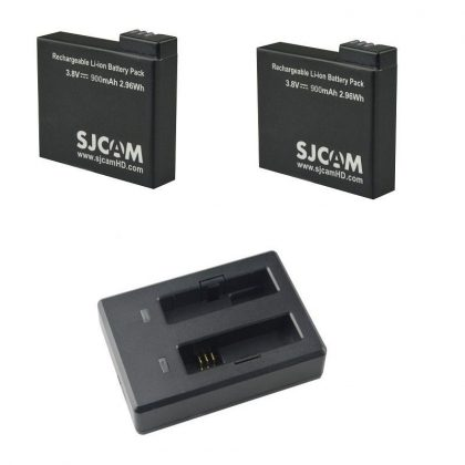 3 db-os SJCAM M20 AKKUPACK