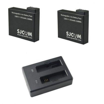 3 pcs SJCAM M20 BATTERY PACK